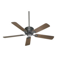 Hanover 52 inch Old World with Rosewood Blades Ceiling Fan