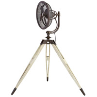 Quorum 30154-86 Triumph Oiled Bronze 70 inch Pedestal Fan alternative photo thumbnail