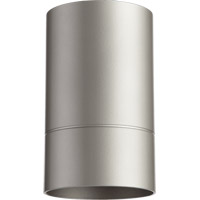 Quorum 320-3 Signature 1 Light 4 inch Graphite Outdoor Ceiling Mount
