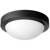 Quorum 3505-11-69 Signature 2 Light 11 inch Noir Flush Mount Ceiling Light Quorum Home