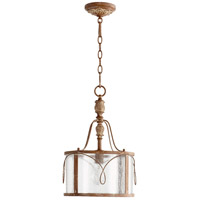 Quorum 3506-94 Salento 1 Light 12 inch French Umber Pendant Ceiling Light