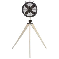 Mariana Oiled Bronze 68 inch Pedestal Fan