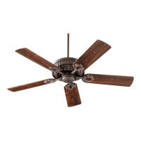 Quorum 35525-86 Empress 52 inch Oiled Bronze Ceiling Fan