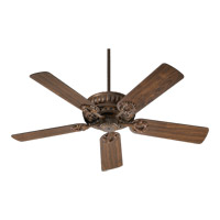 Quorum 35525-88 Empress 52 inch Corsican Gold Ceiling Fan