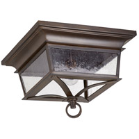 Pavilion 14 inch Oiled Bronze Outdoor Ceiling Mount