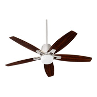 Quorum 39525-65 Metro 52 inch Satin Nickel Ceiling Fan