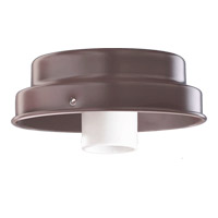 Quorum International Signature 1 Light Fan Light Kit Accessory in Brown 4106-8013