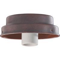 Quorum International Signature 1 Light Fan Light Kit Accessory in Cobblestone 4106-8033