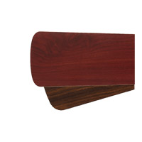 Signature Rosewood and Walnut 42 inch Set of 5 Fan Blade