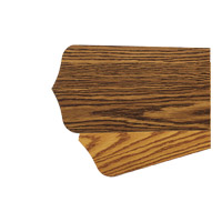 Quorum 4255650111 Signature Dark Oak and Medium Oak 42 inch Set of 5 Fan Blade