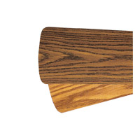 Quorum 4255650121 Signature Dark Oak and Medium Oak 42 inch Set of 5 Fan Blade