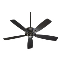 Alton 60 inch Old World with Old World and Walnut Blades Ceiling Fan
