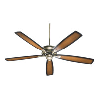 Quorum 42705-22 Alton 70 inch Antique Flemish Ceiling Fan