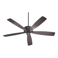Quorum 42705-44 Alton 70 inch Toasted Sienna Ceiling Fan photo thumbnail
