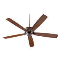 Quorum 42705-86 Alton 70 inch Oiled Bronze Ceiling Fan