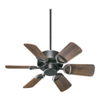 Quorum 43306-95 Estate 30 inch Old World with Rosewood Blades Ceiling Fan
