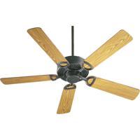 Quorum International Estate Ceiling Fan in Matte Black 43525-59