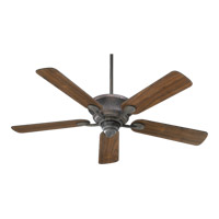 Quorum 49525-44 Liberty 52 inch Toasted Sienna Ceiling Fan