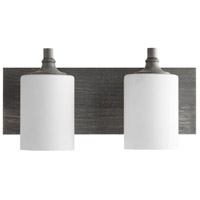 Celeste 2 Light 17 inch Zinc Vanity Light Wall Light
