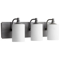 Celeste 3 Light 25 inch Zinc Vanity Light Wall Light