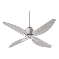 Quorum International Kai Ceiling Fan in Satin Nickel 50524-65