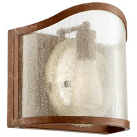 Salento 1 Light 10 inch French Umber Bath Light Wall Light