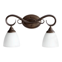 Quorum Powell Bathroom Vanity Lights