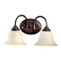 Bronze Spencer Bathroom Vanity Lights