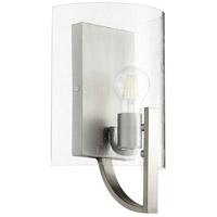 Quorum 5202-65 Dakota 1 Light 8 inch Satin Nickel Wall Sconce Wall Light