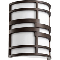Quorum 5202-86 Solo 2 Light 8 inch Oiled Bronze Wall Sconce Wall Light