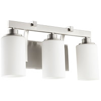 Lancaster 3 Light 20 inch Satin Nickel Vanity Light Wall Light