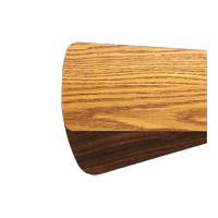 Quorum International Signature Fan Blade in Medium Oak and Walnut 5255024121
