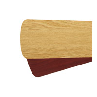 Quorum 5255455121 Fort Worth 52 inch Set of 5 Fan Blade in Pine and Rosewood
