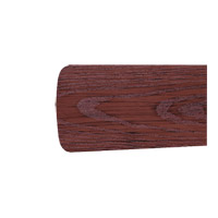 Quorum 5255555321 Fort Worth 52 inch Set of 5 Fan Blade in Rosewood