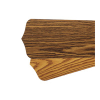 Quorum 5255650111 Signature Dark Oak and Medium Oak 52 inch Set of 5 Fan Blade