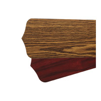 Quorum 5255655111 Signature Dark Oak and Rosewood 52 inch Set of 5 Fan Blade