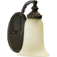 Alameda 1 Light 6 inch Oiled Bronze Wall Sconce Wall Light
