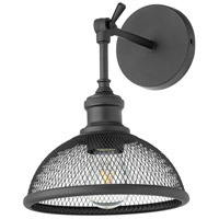 Omni 11 inch 100 watt Noir Swing Arm Wall Sconce Wall Light, Small