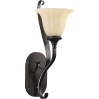 Quorum 5394-1-86 Randolph 1 Light 7 inch Oiled Bronze Wall Sconce Wall Light