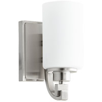 Lancaster 1 Light 5 inch Satin Nickel Wall Sconce Wall Light