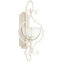 Quorum 5414-1-70 Ansley 1 Light 10 inch Persian White Wall Sconce Wall Light