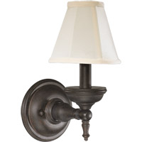 Ashton 1 Light 5 inch Toasted Sienna Wall Sconce Wall Light