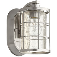Ellis 1 Light 5 inch Satin Nickel Wall Sconce Wall Light