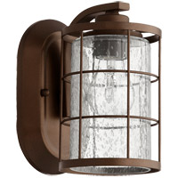 Ellis 1 Light 5 inch Oiled Bronze Wall Sconce Wall Light