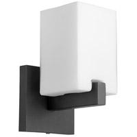Quorum 5476-1-69 Modus 1 Light 5 inch Noir Wall Sconce Wall Light