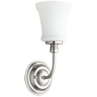 Rossington 1 Light 5 inch Satin Nickel Wall Sconce Wall Light