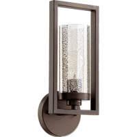 Quorum 553-1-86 Julian 1 Light 6 inch Oiled Bronze Wall Mount Wall Light