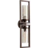 Quorum 553-2-86 Julian 2 Light 6 inch Oiled Bronze Wall Mount Wall Light