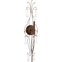 Venice 1 Light 8 inch Vintage Copper Wall Mount Wall Light