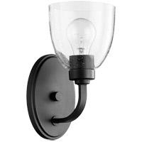 Quorum 5560-1-69 Reyes 1 Light 5 inch Noir Wall Sconce Wall Light